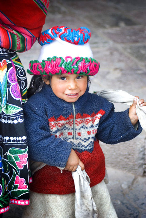 PhotoFly Travel Club | cusco girl wp | PhotoFly Travel Club