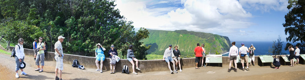 PhotoFly Travel Club | Group Waipio Pan | PhotoFly Travel Club