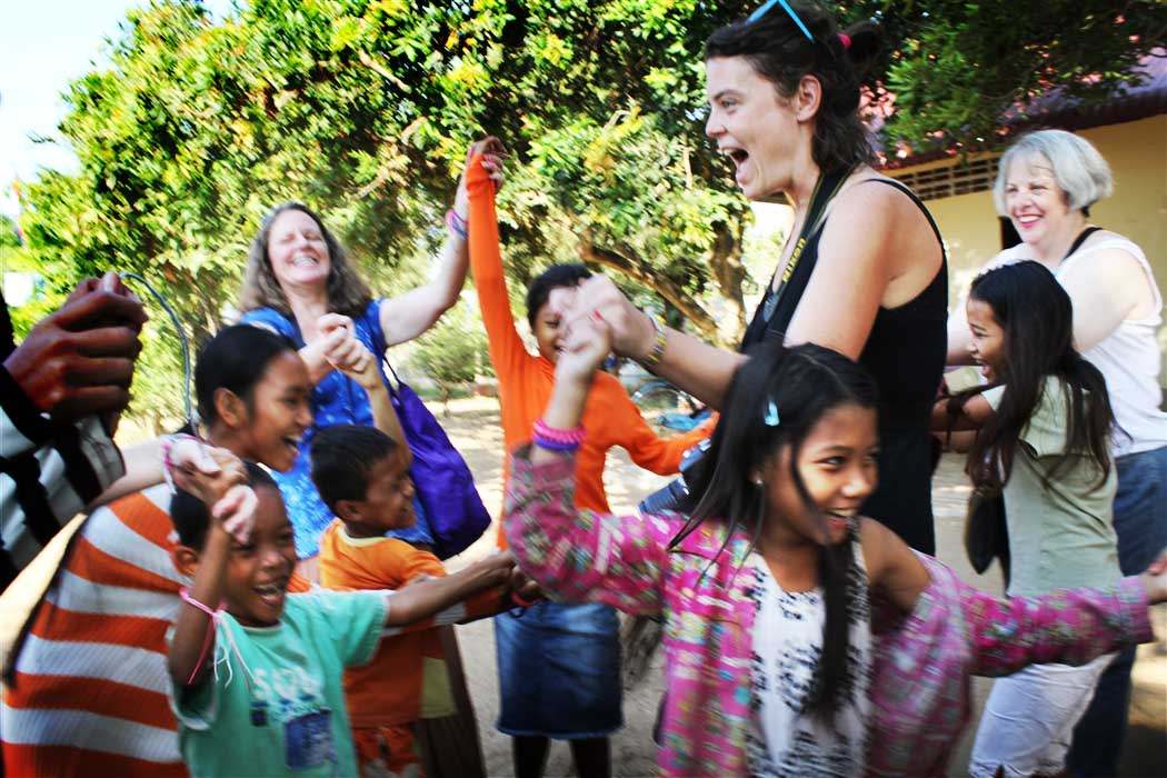 PhotoFly Travel Club | Group Orphanage | PhotoFly Travel Club
