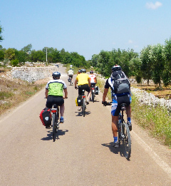 sicily bike trips