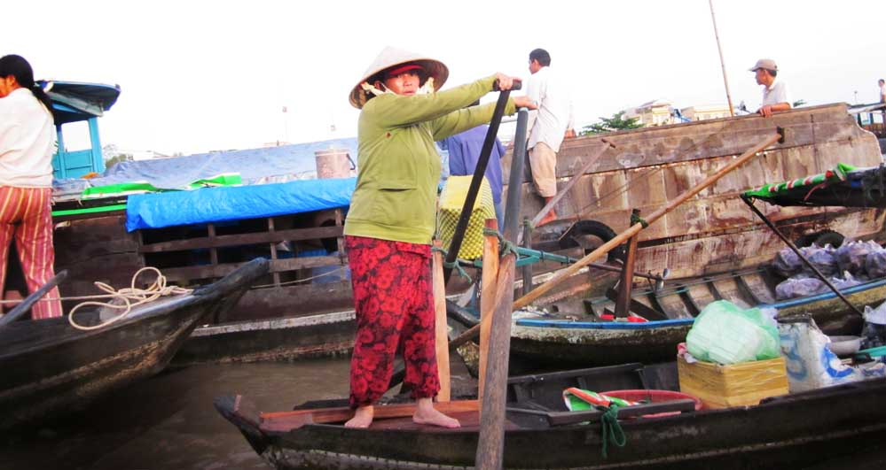 PhotoFly Travel Club | Mekong Floating Market | PhotoFly Travel Club