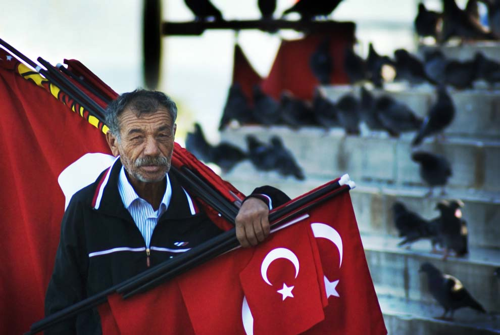 PhotoFly Travel Club | Man in Istanbul | PhotoFly Travel Club