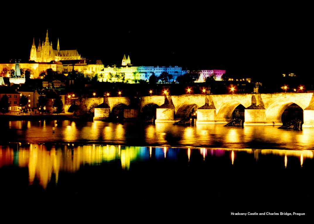 PhotoFly Travel Club | Prague at Night | PhotoFly Travel Club