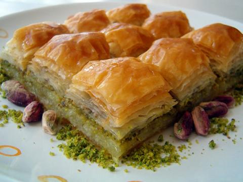 PhotoFly Travel Club | baklava in greece | PhotoFly Travel Club