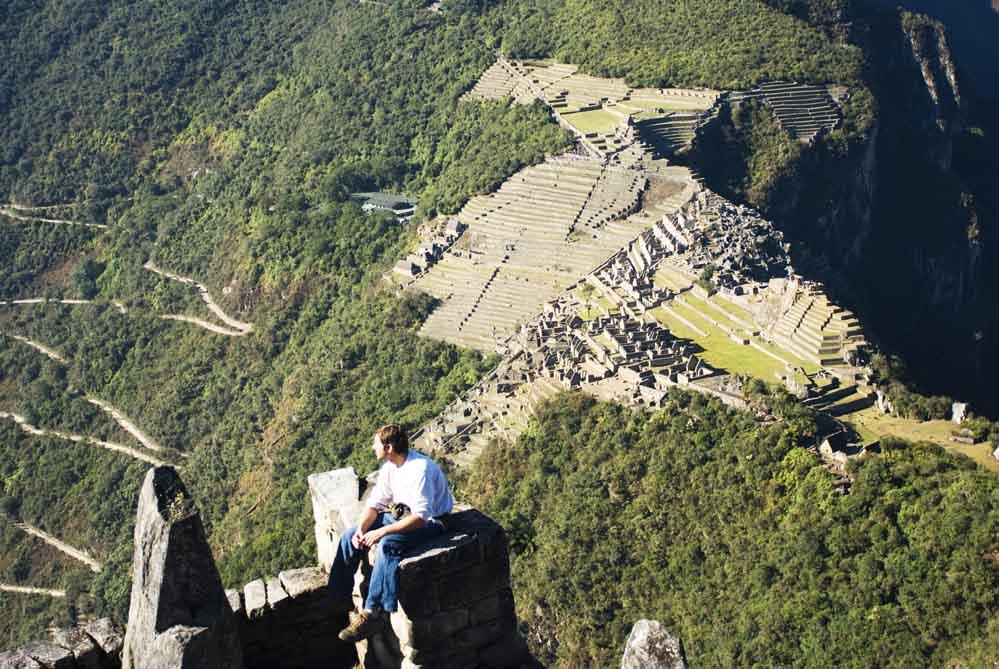 PhotoFly Travel Club   Hiking Wayna Picchu   PhotoFly Travel Club