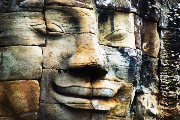 Cambodia Temple Art