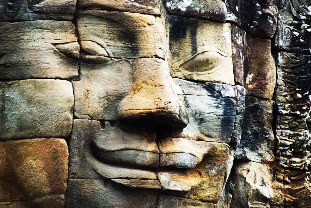 PhotoFly Travel Club | Angkor Faces | PhotoFly Travel Club