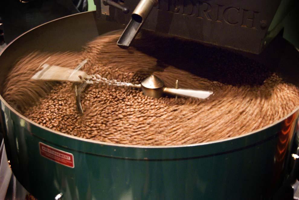 costa rica coffee roasting