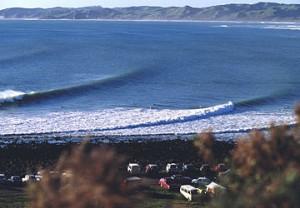 NZ surf towns
