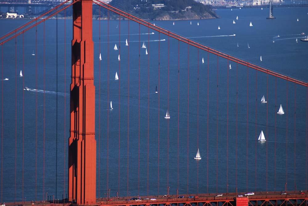 PhotoFly Travel Club | Golden Gate Sailing | PhotoFly Travel Club