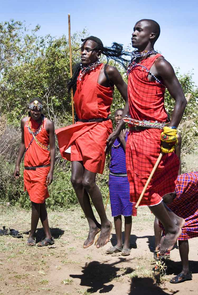 Maasai rituals