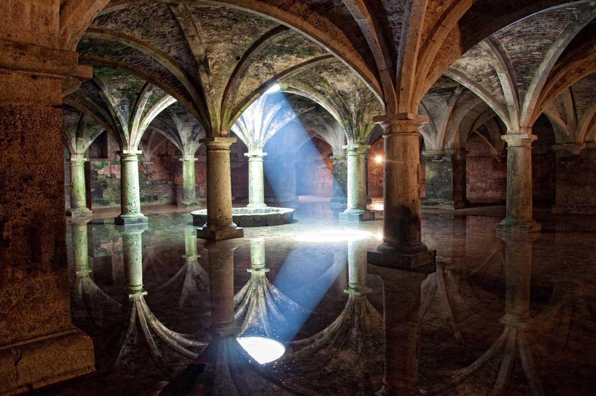 PhotoFly Travel Club   Portuguese Cistern in Morocco   PhotoFly Travel Club