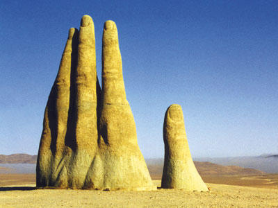 Chile Sculptures