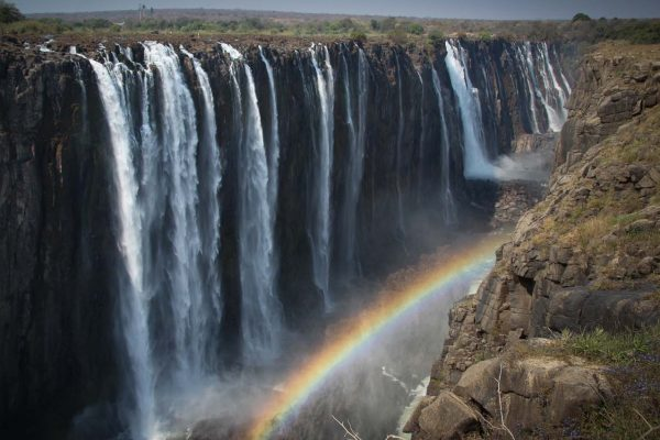 Victoria Falls with PhotoFly