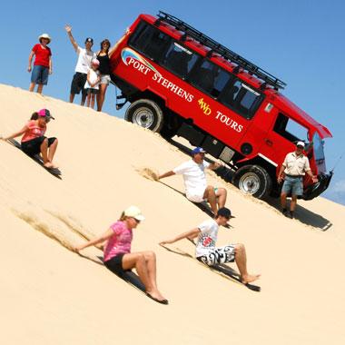 Port Stephens Dunes