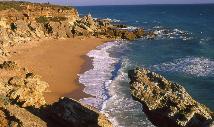 Cadiz Coastline