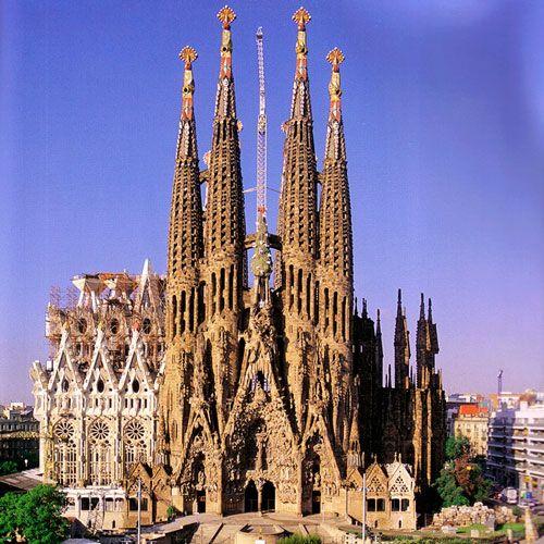 Sagrada Familia Photography