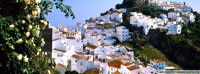 spain white villages