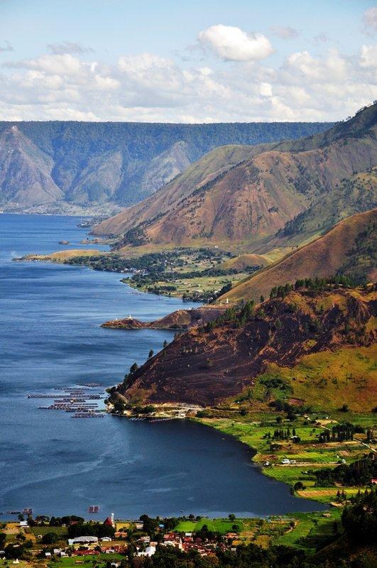 Sumatra Lakes