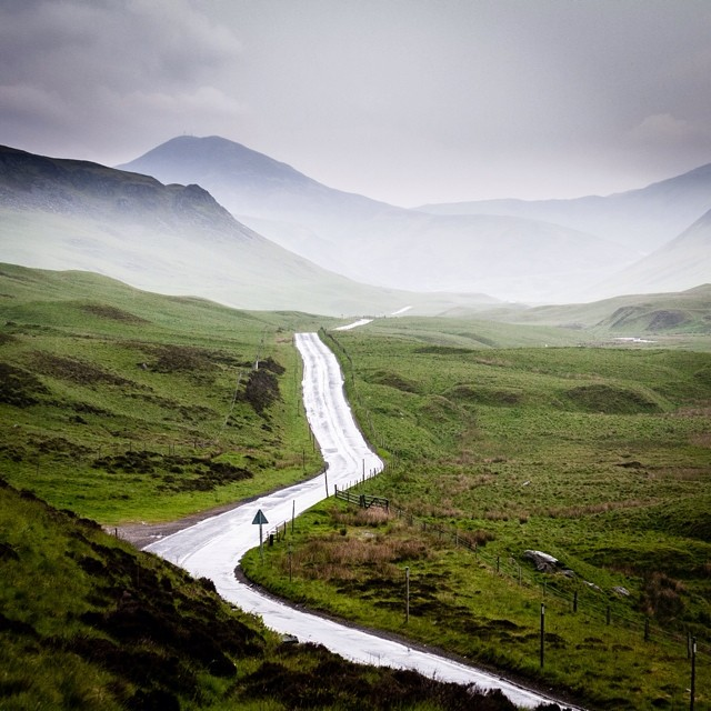 PhotoFly Travel Club | Cairngorms road | PhotoFly Travel Club