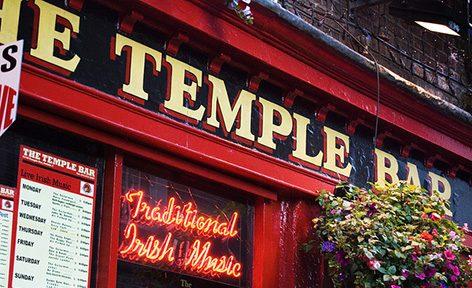 PhotoFly Travel Club | Ireland temple bar | PhotoFly Travel Club