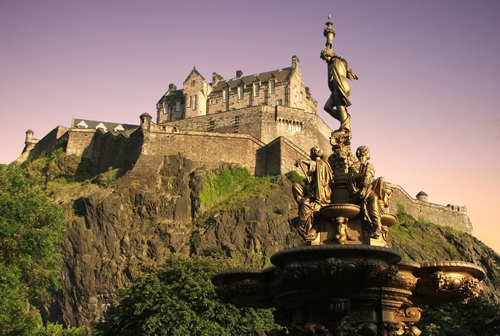 PhotoFly Travel Club | edinburgh castle | PhotoFly Travel Club