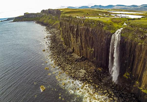 PhotoFly Travel Club | kilt falls | PhotoFly Travel Club