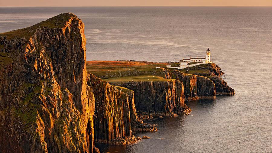 PhotoFly Travel Club | neist-point-lighthouse-pano | PhotoFly Travel Club
