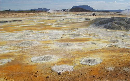 PhotoFly Travel Club   Krafla-sulfur   PhotoFly Travel Club