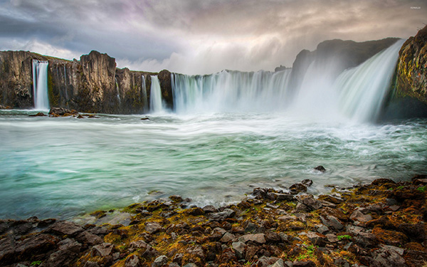PhotoFly Travel Club | godafoss-waterfall-47113-2560×1600 | PhotoFly Travel Club