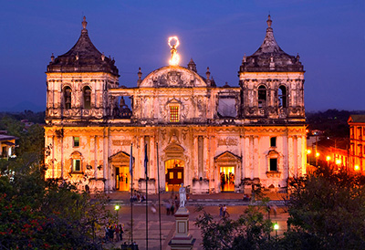 PhotoFly Travel Club | Cathedral of Leon, Nicaragua | PhotoFly Travel Club