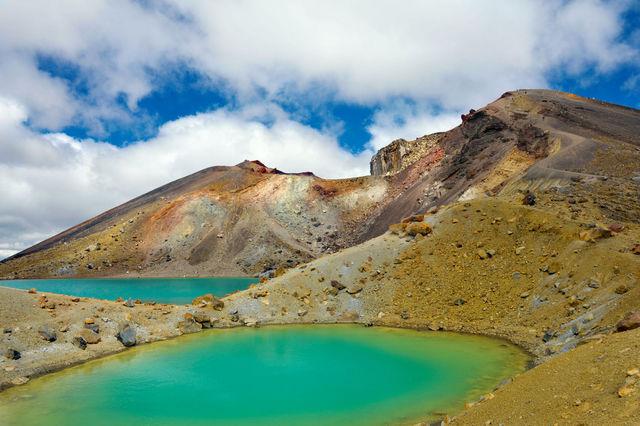 PhotoFly Travel Club | tongariro volcano lake | PhotoFly Travel Club