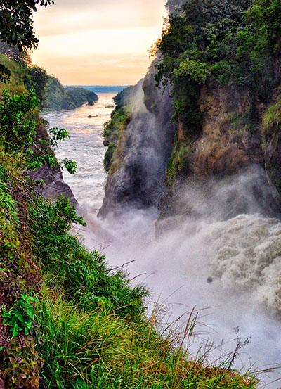 PhotoFly Travel Club | Murchison_Falls,_Nile_River,_Uganda_(15398064435) | PhotoFly Travel Club