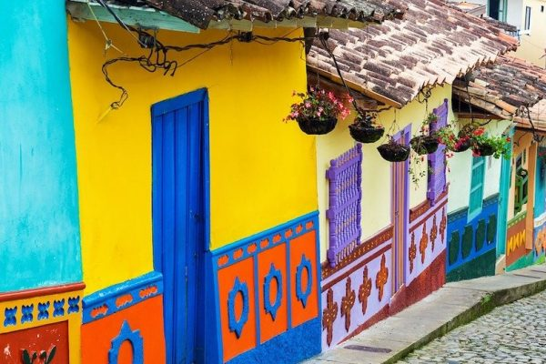 Colombia travel tours