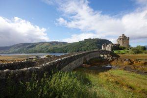 Scotland group tours