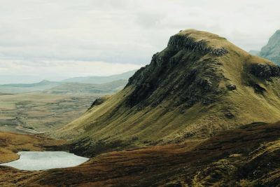 Scotland travel landscapes
