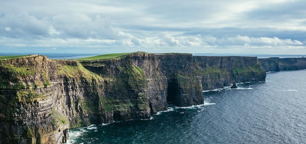PhotoFly Travel Club | Ireland_-_Cliffs | PhotoFly Travel Club