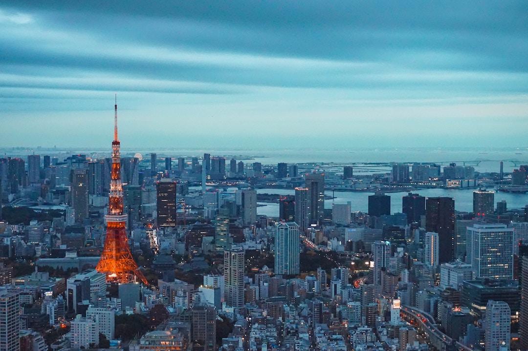 PhotoFly Travel Club | Tokyo tower | PhotoFly Travel Club