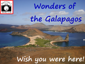 Wonders of the Galapagos Trip - PhotoFly Travel Club
