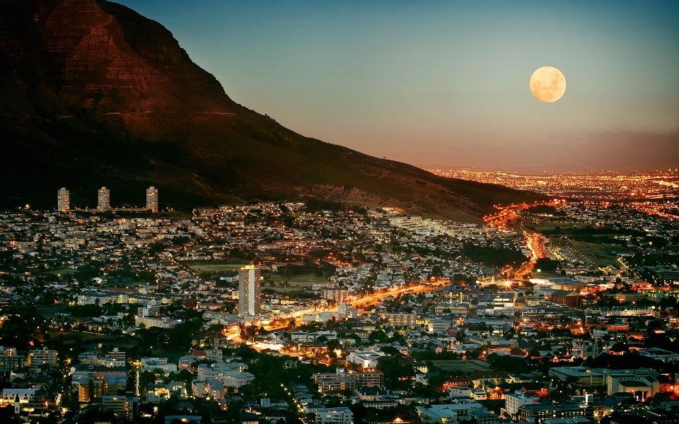 best photos cape town