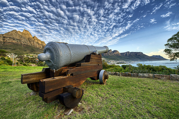 PhotoFly Travel Club | sig south-africa-cape-town-noon-gun | PhotoFly Travel Club
