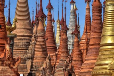 myanmar group tour