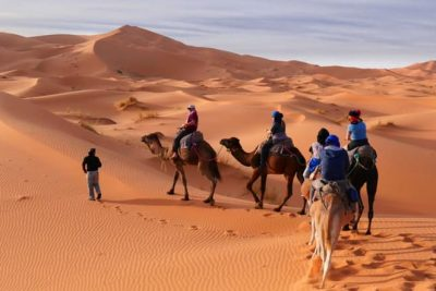 Morocco group tour