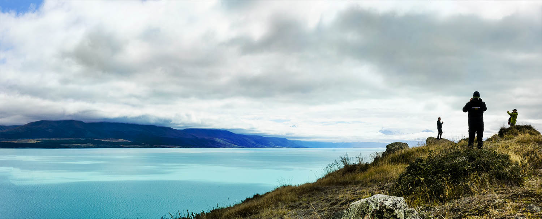 PhotoFly Travel Club | NZ Tekapo Group Pan Crop | PhotoFly Travel Club