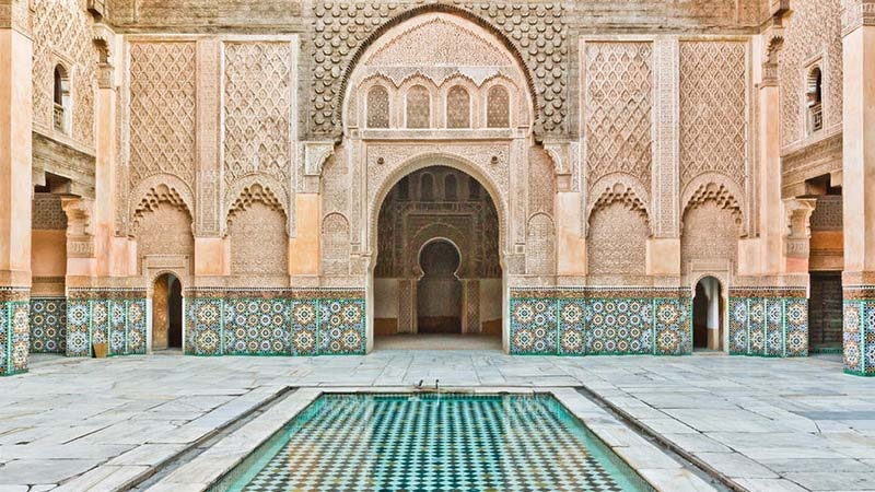 PhotoFly Travel Club | Marrakesh Ben Youssef Madrasa museum | PhotoFly Travel Club