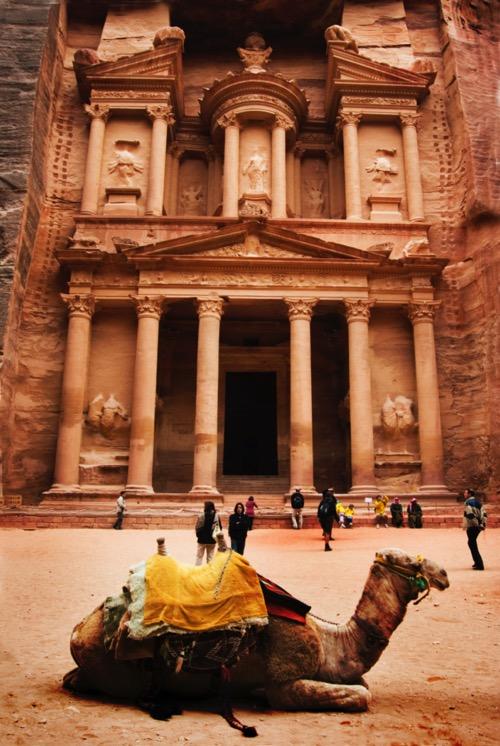 PhotoFly Travel Club | Petra Treasury | PhotoFly Travel Club