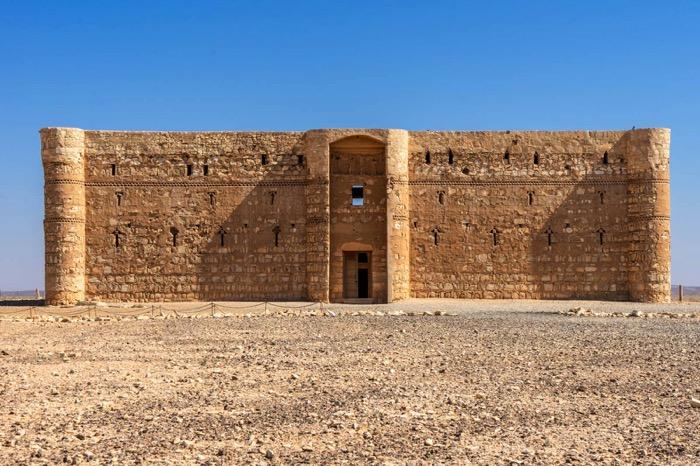 jordan castle tours