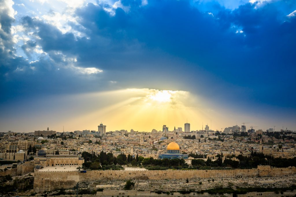 PhotoFly Travel Club | Jerusalem-Sun | PhotoFly Travel Club