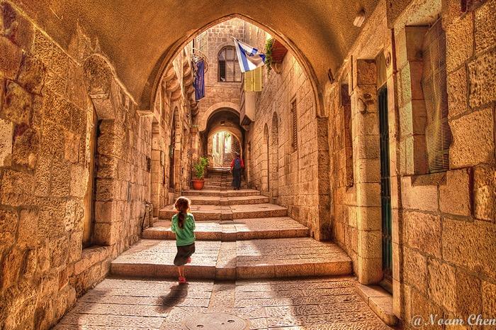 jerusalem old city group tours