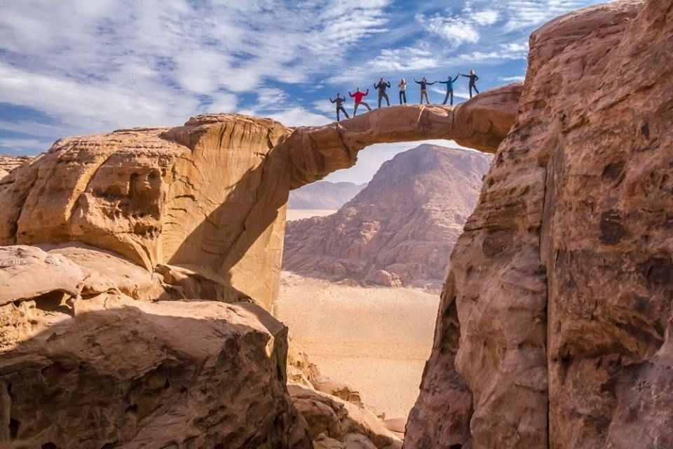 off the path jordan tours